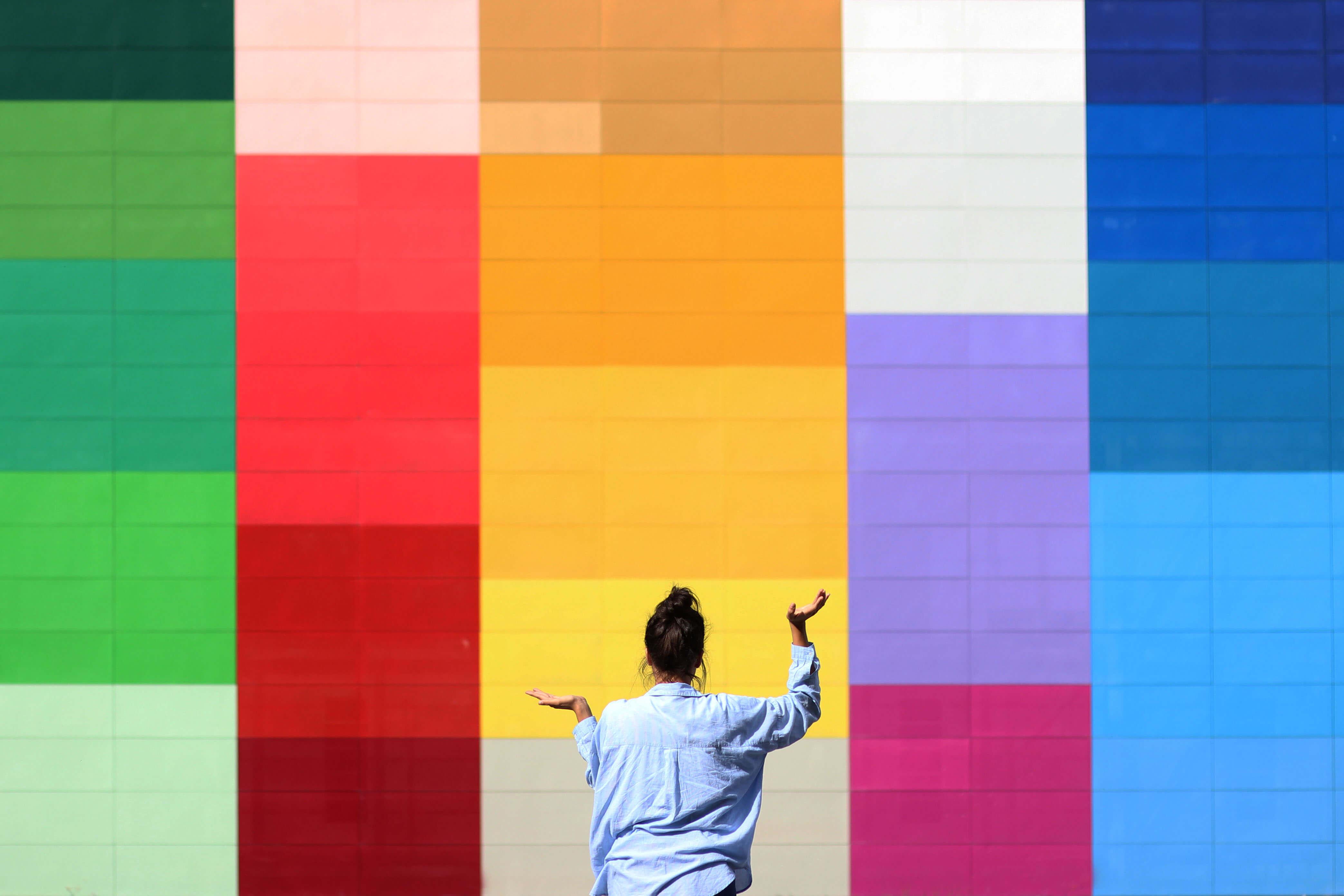 Lo absurdo del color