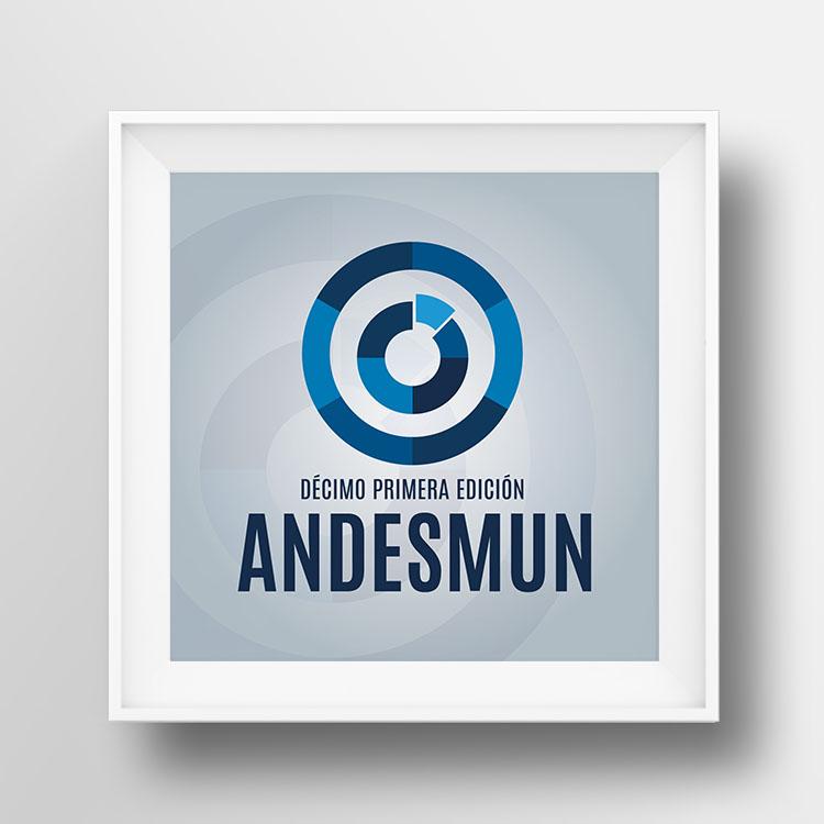 ANDESMUN 2016 ZITRO Graphic Designer