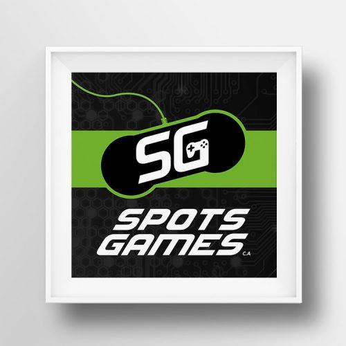 Spots Games ZITRO Graphic Designer