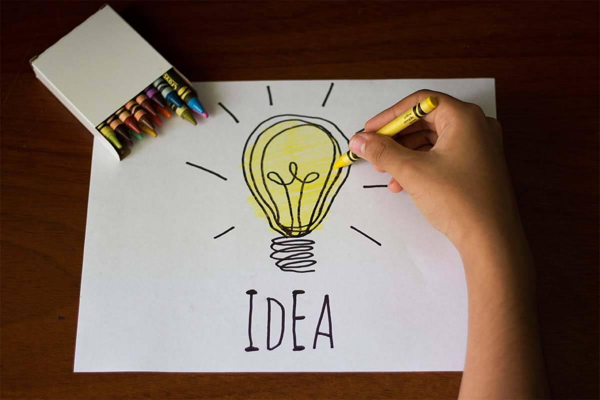 Tener una idea no es suficiente Blog ZITRO Graphic Designer